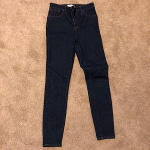 Madewell Curvy Skinny Jeans